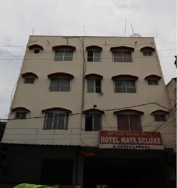 Hotel Maya Deluxe, Secunderabad, Hotel Maya Deluxe
