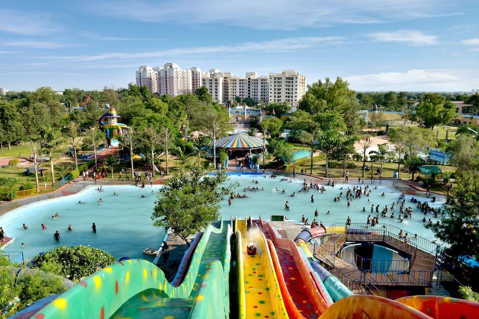Pink Pearl Resort & Fun City, Ajmer Road, Pink Pearl Resort  Fun City