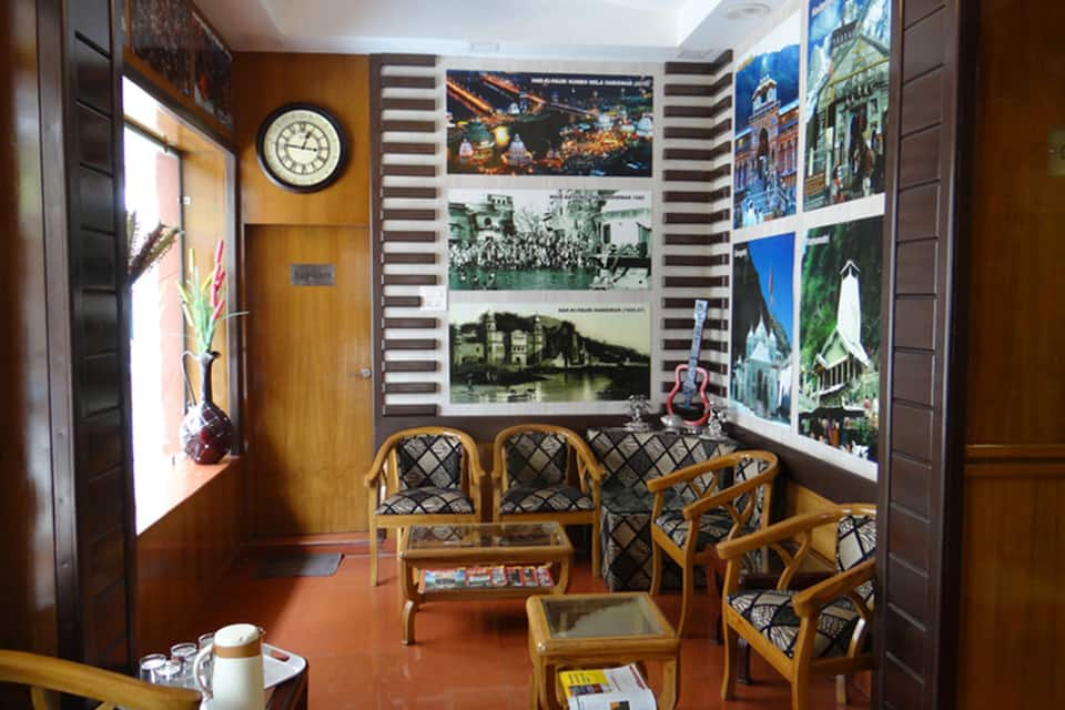 Hotel Krishna Ji, Sharvannath Nagar, Hotel Krishna Ji
