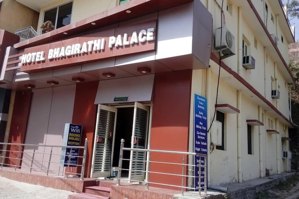 Hotel Bhagirathi Palace, Tapovan, Hotel Bhagirathi Palace