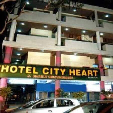 Hotel City Heart - 18, Sector 18 D, Hotel City Heart - 18