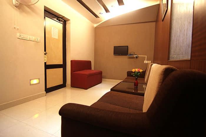 Hotel City Tower Chennai, Central Railway Station, Hotel City Tower Chennai