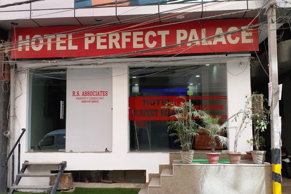 Hotel Perfect Palace, Airport Zone, Hotel Perfect Palace