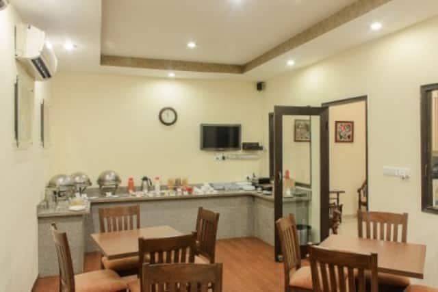 Enkay Residency V Block, DLF Phase II, Enkay Residency V Block