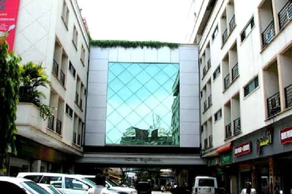 Hotel Rajdhani (Close to Charminar), Siddiamber Bazar, Hotel Rajdhani (Close to Charminar)