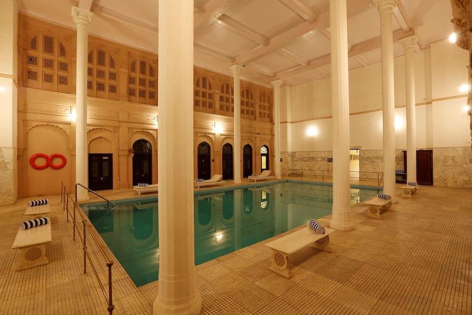 Lallgarh Palace - A Heritage Palace Hotel, Lallgarh Complex, Lallgarh Palace - A Heritage Palace Hotel
