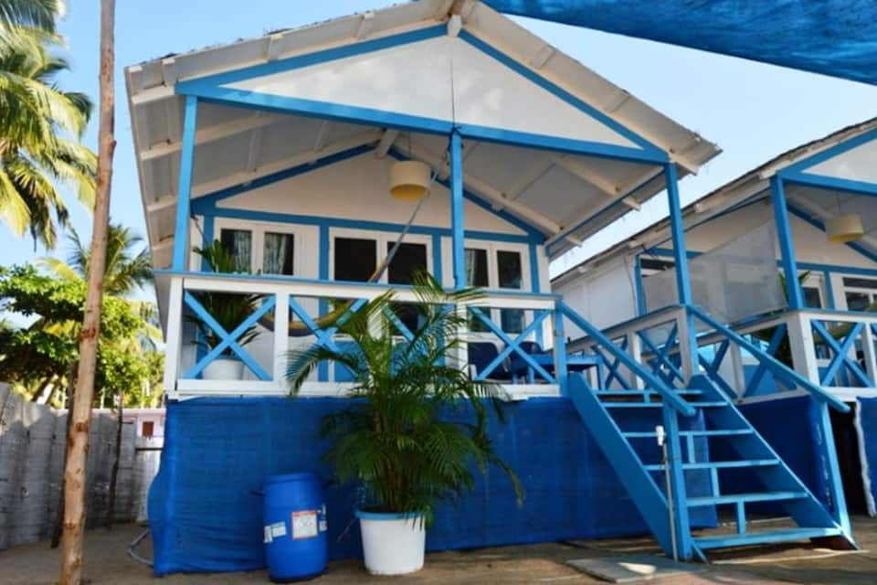 Cuba Agonda Beach Bungalow, Canacona, Cuba Agonda Beach Bungalow
