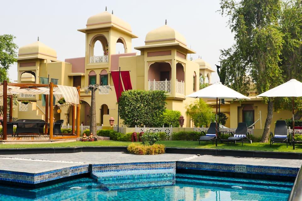 Heritage Village Resort & Spa Manesar, Manesar, Heritage Village Resort  Spa Manesar