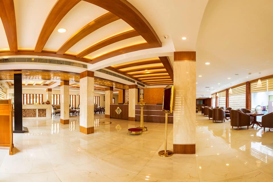 Hill Palace Hotel and Spa, Tripunithura, Hill Palace Hotel and Spa