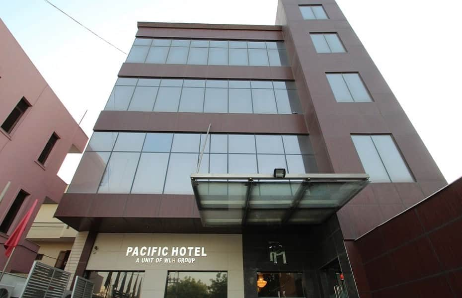 Hotel Pacific, Sector 15, Hotel Pacific