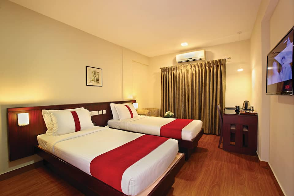 Deluxe Room Double With Breakfast