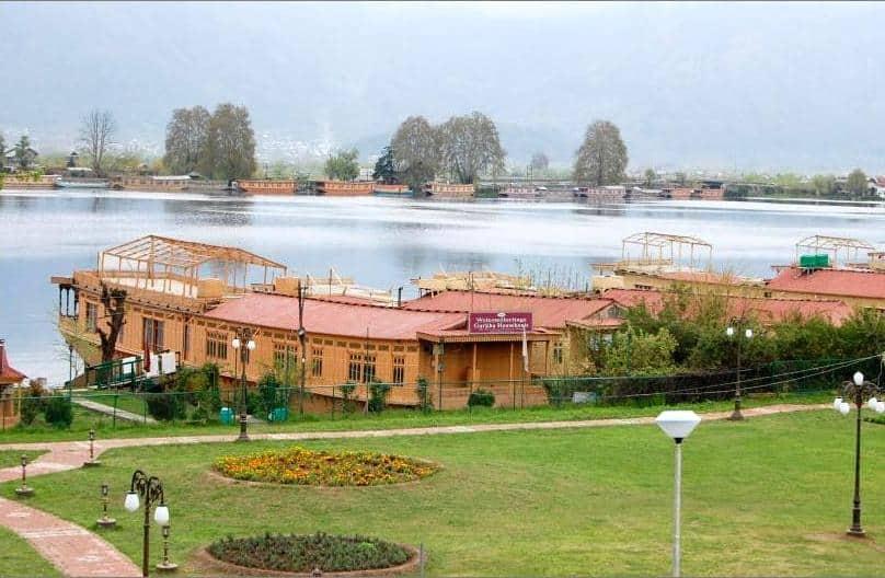 WelcomHeritage Gurkha Houseboats, Nagin Lake, WelcomHeritage Gurkha Houseboats