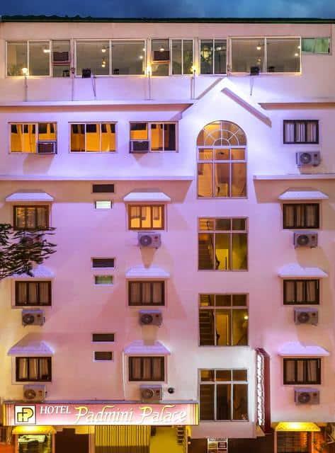 Hotel Padmini Palace, Garden Road, Hotel Padmini Palace