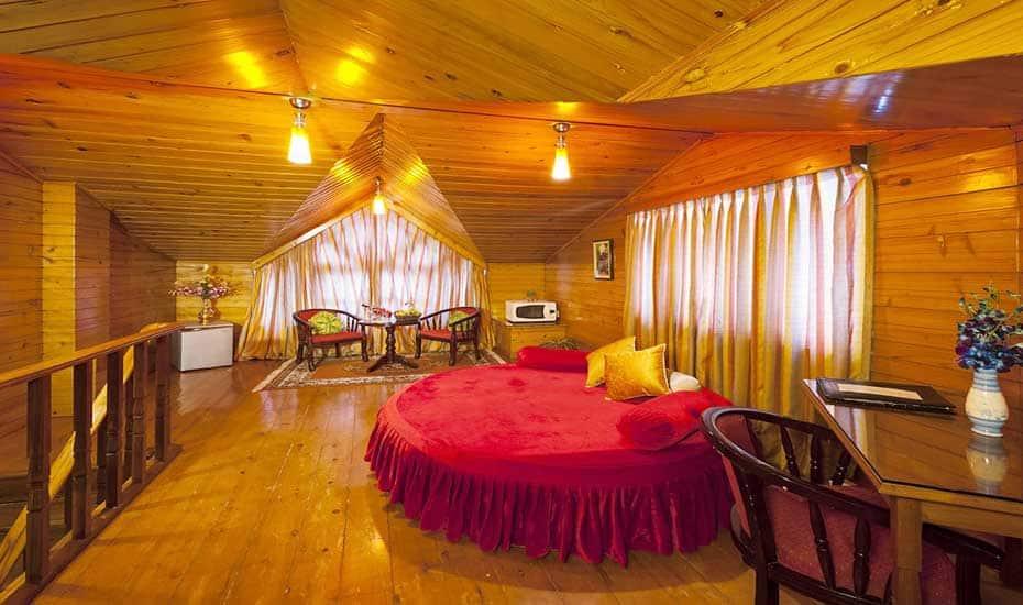 Attic Premium Room With Breakfast  Dinner