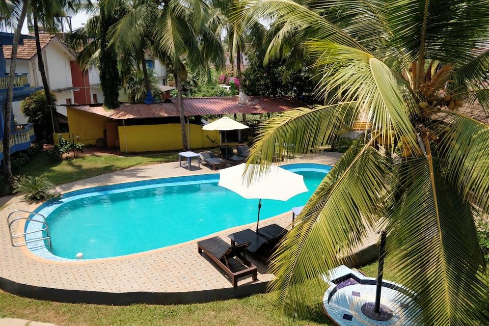 Dona Julia Resort, Calangute, Dona Julia Beach Resort