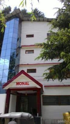 Hotel Monal, Hadimba Road, Hotel Monal