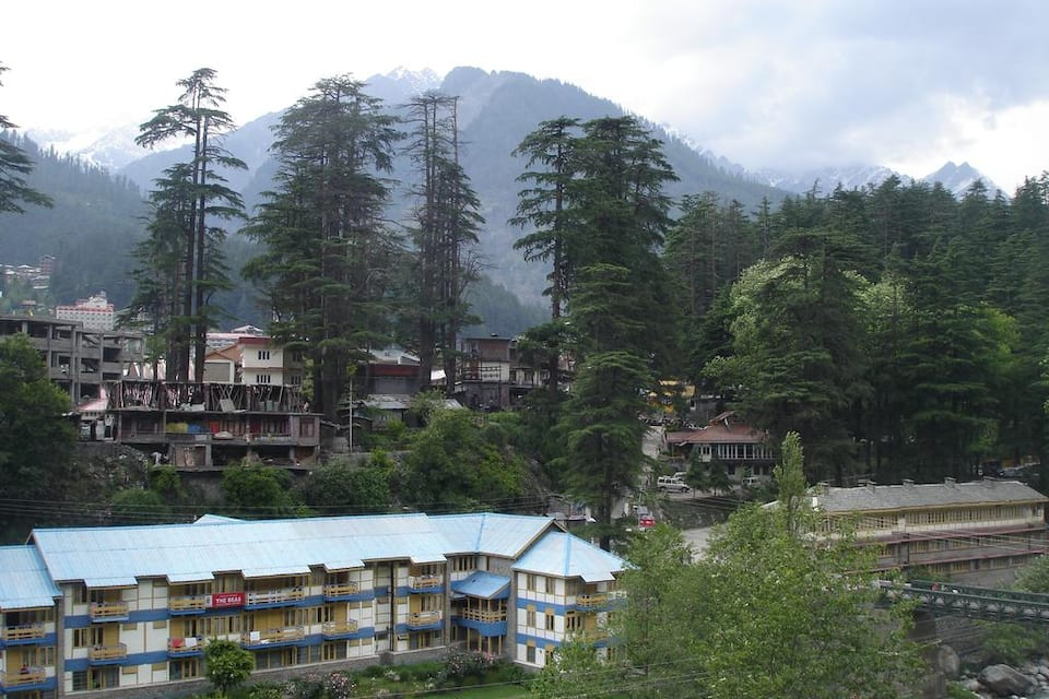 The River View, Naggar Road, The River View