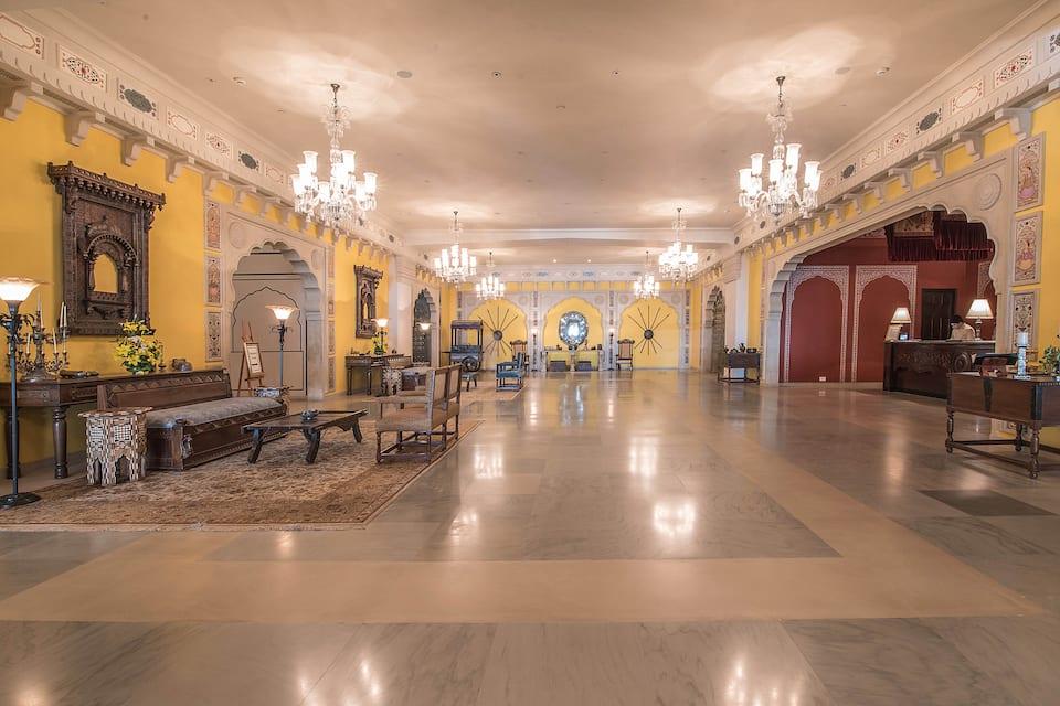 Fairmont Jaipur, Kukas, Fairmont Jaipur