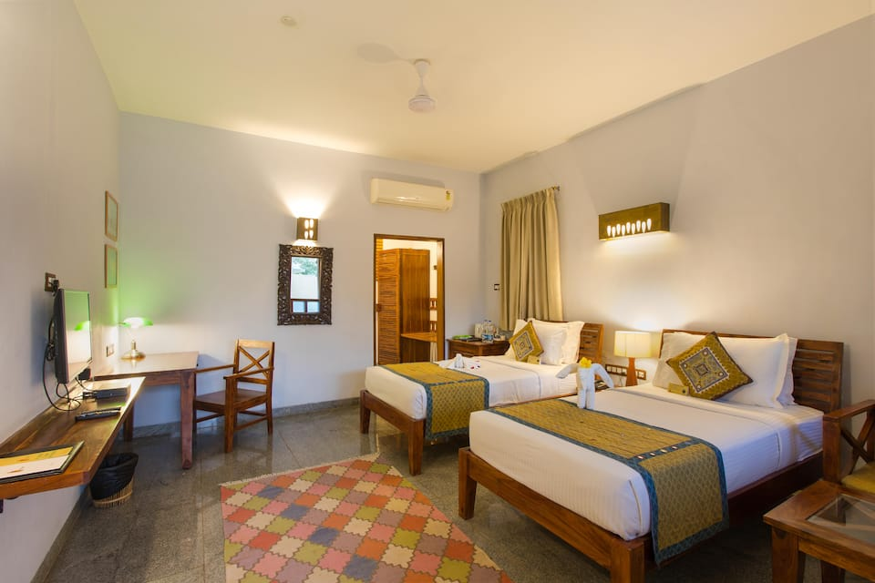 Heritage Resort Hampi, Hospet - Hampi Road, Heritage Resort Hampi