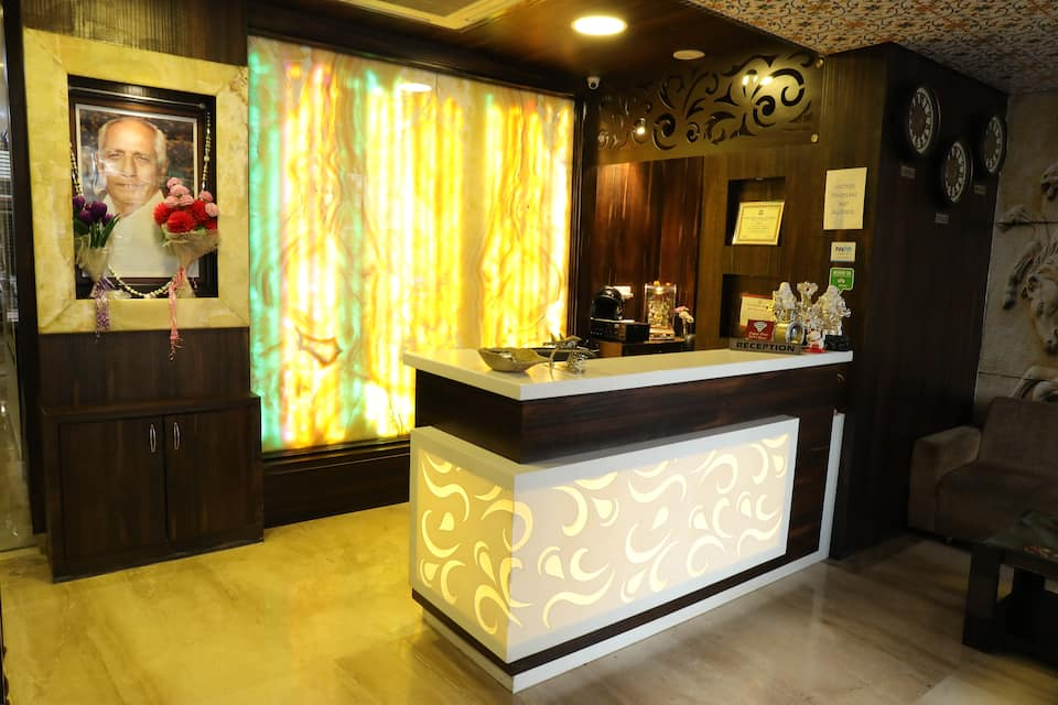 Hotel V Inn, Bani Park, White Mushroom Jaipur V-Inn