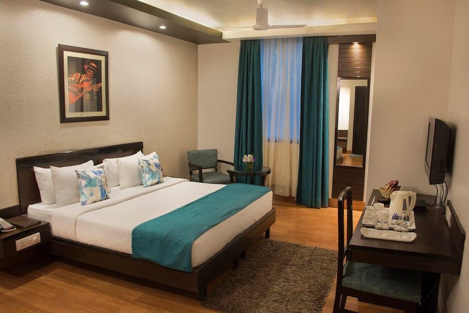 Hotel Rockland Pancsheel Enclave, Safdurjung, Hotel Rockland Pancsheel Enclave