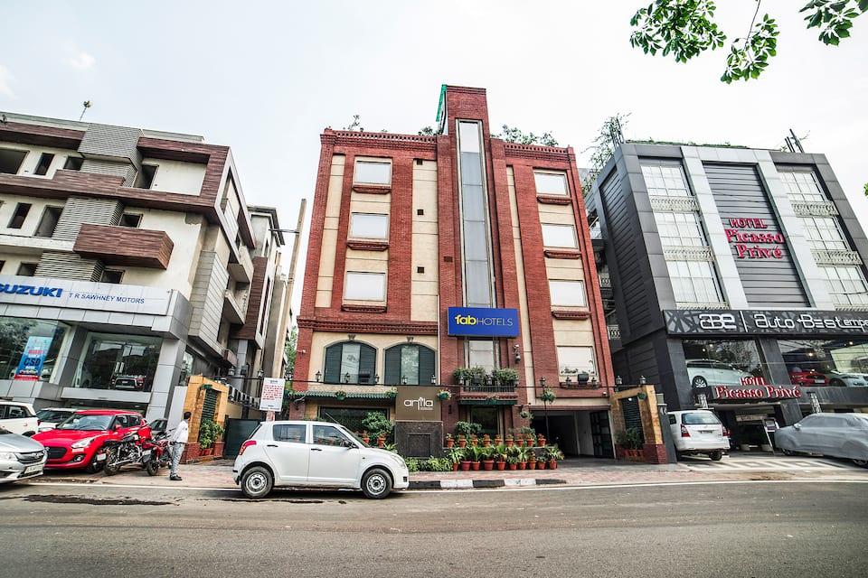 Hotel Anila, Naraina, Fabhotel Anila