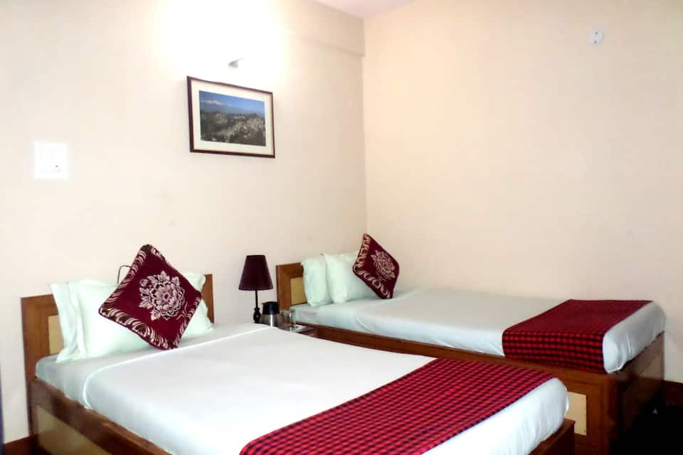 Super Deluxe Room with Balcony With Balcony
