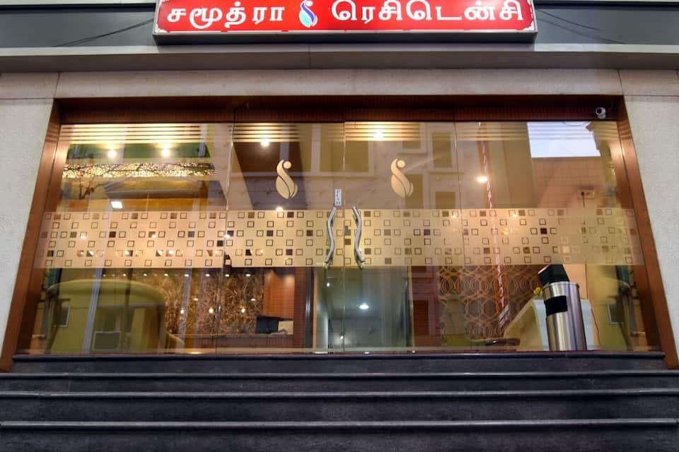 Samudra Residency,Behind Chennai central railway station, Central Railway Station, Samudra Residency,Behind Chennai central railway station