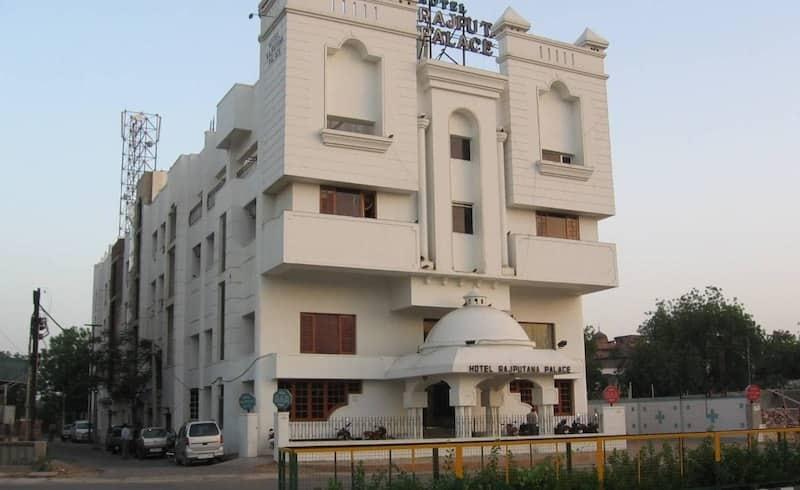 Rajputana Palace, Panch Batti Circle, Rajputana Palace