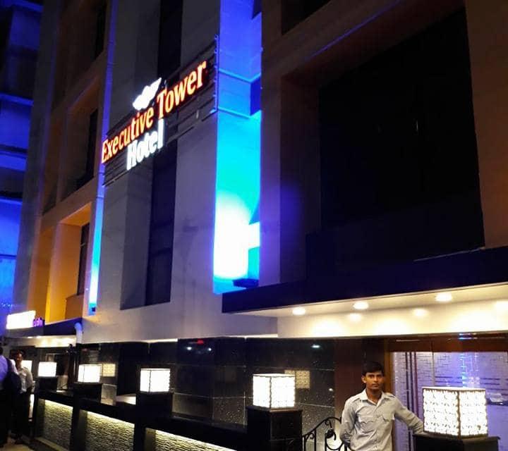 Hotel Executive Tower, Entally, Hotel Executive Tower