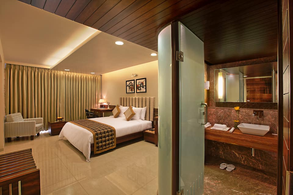 Business Double Room With Breakfast  One Major Meal