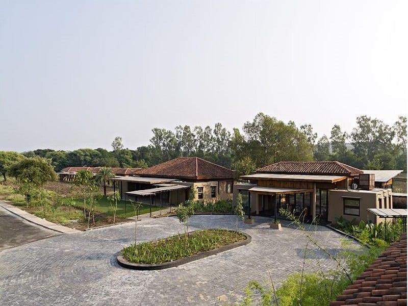 Jehan Numa Retreat, Shamla Hills, Jehan Numa Retreat