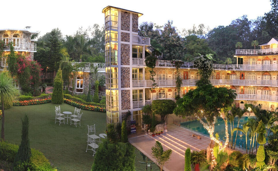 The Wild Crest Resort, Ladhuachaur, The Wild Crest Resort