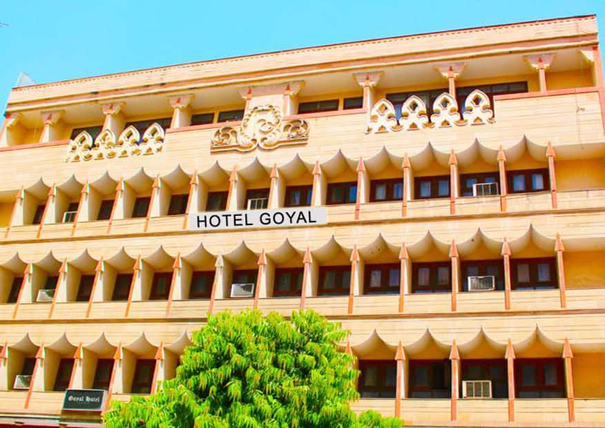 Hotel Goyal, Sindhi Camp, Hotel Goyal