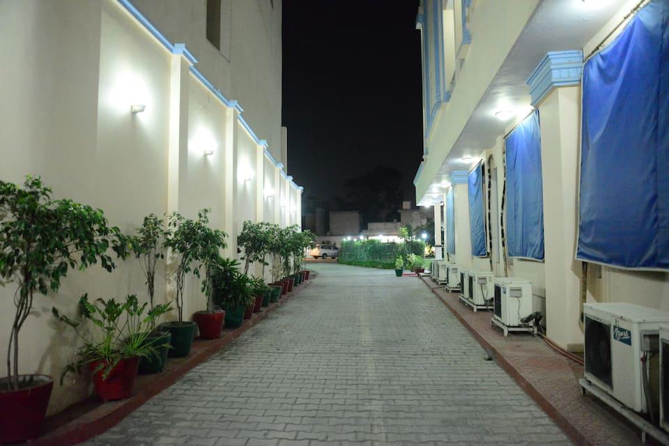 Maharaja Residency, Near Railway Road, Maharaja Residency