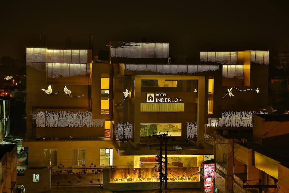 Inderlok Hotel, Rajpur Road, Inderlok Hotel