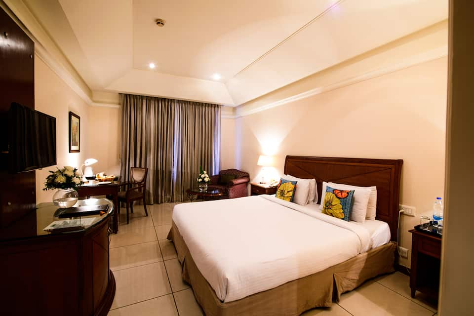 Executive Double - Room Only
