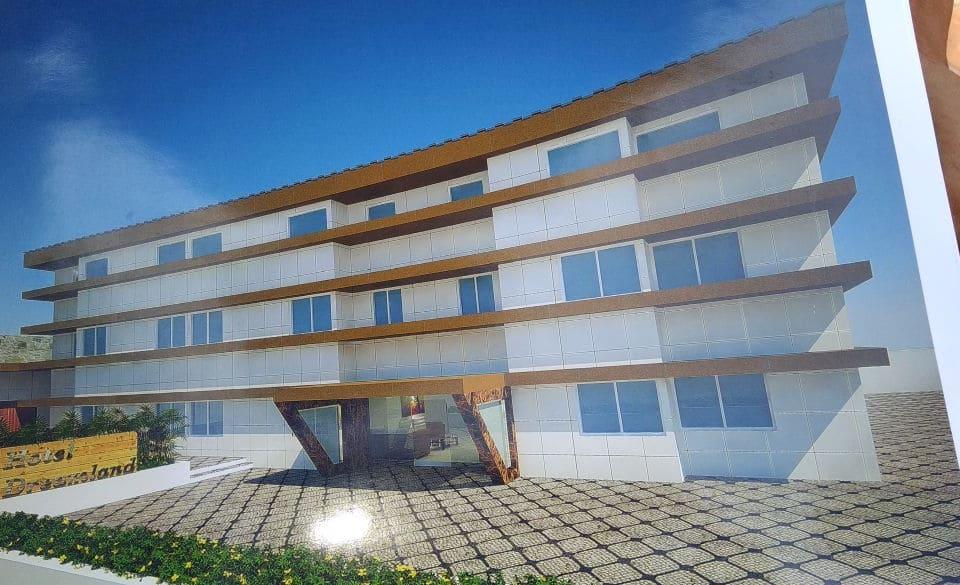 Dreamland Hotel, Fort, Dreamland Hotel