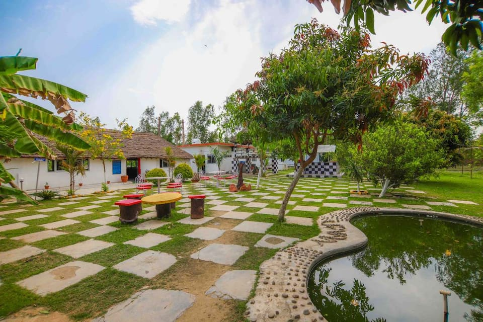 V Resorts Upvan, none, V Resorts Upvan Kalagarh