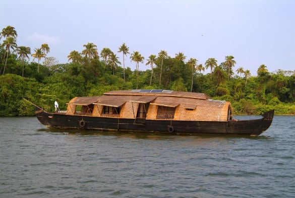 Spice Coast Cruise, Puthenangady, Spice Coast Cruise