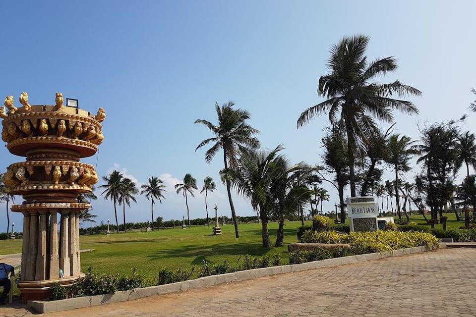 VGP Golden Beach Resort, Injambakkam, VGP Golden Beach Resort