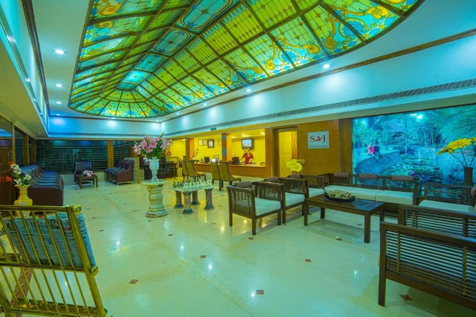 SAJ Earth Resort (0.5 KMS to Airport), Airport Road, SAJ Earth Resort (0.5 KMS to Airport)