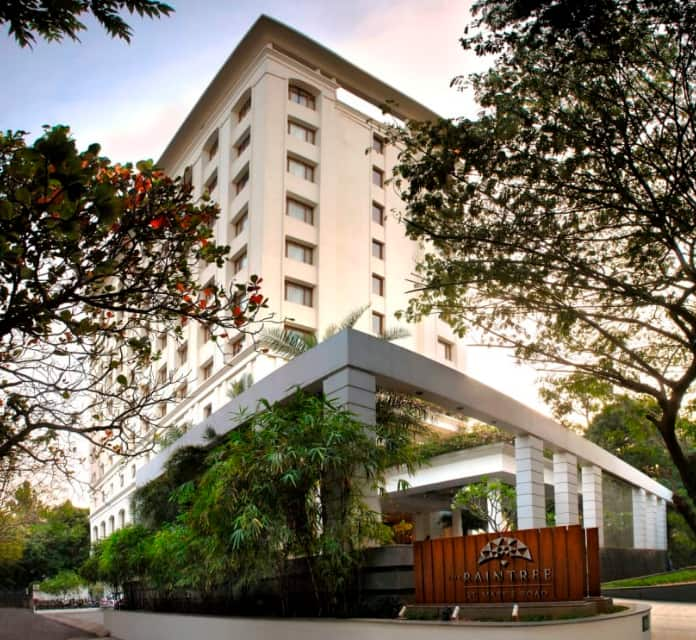 The Raintree Hotel, St.Mary's, Alwarpet, The Raintree Hotel, St.Mary's