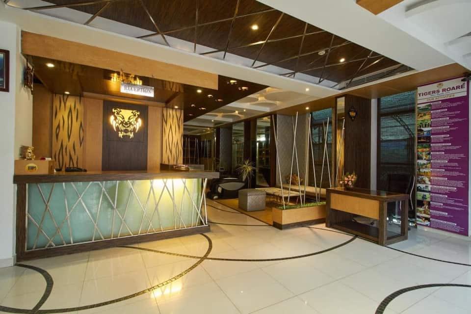 Hotel Tigers Roare, Kumily, Hotel Tigers Roare