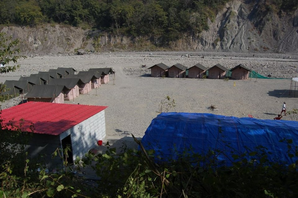 Rendezvous Rafter Camp, Laxman Jhula, Rendezvous Rafter Camp