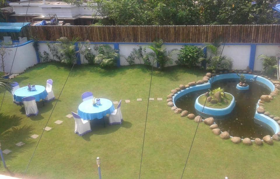 Mare Blu Resort, Cherai, Mare Blu Resort