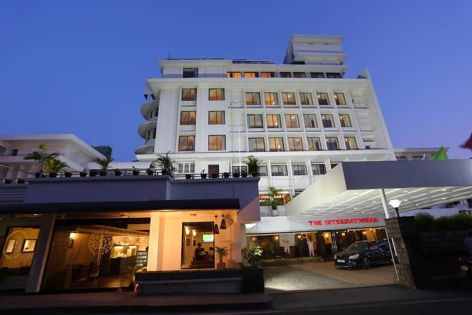 The International Hotel, M G Road, The International Hotel