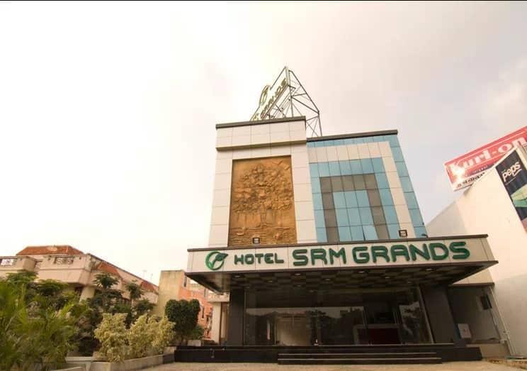 Hotel SRM Grands, none, Hotel SRM Grands