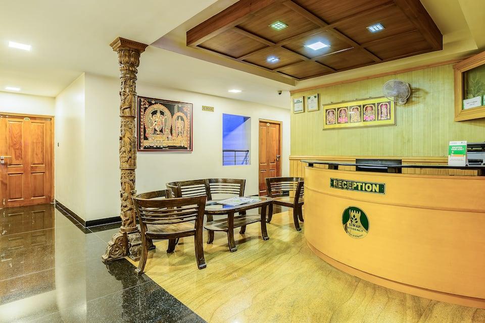 Hotel Simap Residency, Madurai Main, Hotel Simap Residency