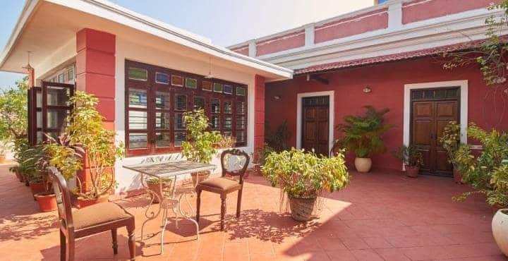 Anantha Heritage, Perumal Koil Street, Anantha Heritage
